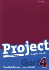 Project, 3rd Edition 4 Teacher's Book (Hutchinson, T.) [Paperback]