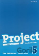 Project, 3rd Edition 5  Teacher's Book (Hutchinson, T.) [Paperback]