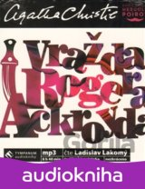LAKOMY LADISLAV: CHRISTIE: VRAZDA ROGERA ACKROYDA (MP3-CD)