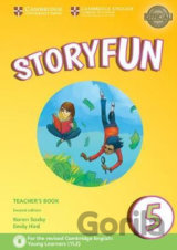 Storyfun 5: Teacher's Book