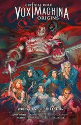 Critical Role: Vox Machina Origins - Series I & II Collection