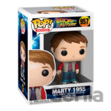Funko POP! Movie: BTTF - Marty 1955