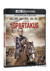 Spartakus Ultra HD Blu-ray