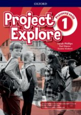 Project Explore 1 - Workbook with Online Pack (SK Edition)