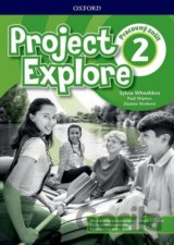 Project Explore 2 - Workbook with Online Pack (SK Edition)