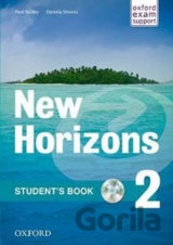 New Horizons 2: Student´s Book with CD-ROM Pack