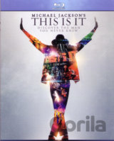 Michael Jackson's This Is It (Blu-ray - Film)