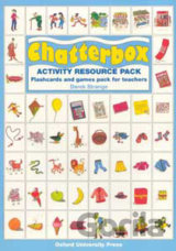 Chatterbox Activity Resource Pack (Strange, D. - Holderness, J. A.) [paperback]