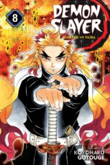 Demon Slayer: Kimetsu no Yaiba (Volume 8)