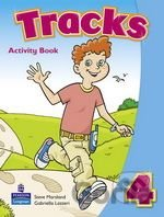 Tracks 4 Activity Book (Gabriella Lazzeri)