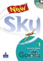 New Sky Activity Book and Students Multi-Rom 1 Pack (Jonathan Bygrave)