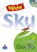 New Sky Activity Book and Students Multi-Rom 2 Pack (Jonathan Bygrave)