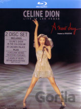DION,CELINE: LIVE IN LAS VEGAS-A NEW DAY...