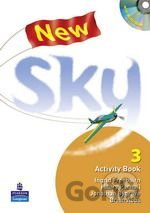 New Sky Activity Book and Students Multi-Rom 3 Pack (Ingrid Freebairn)