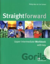 Straightforward - Upper Intermediate - Workbook with Key