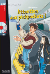 LFF B1: Attention aux pickpockets ! + CD audio