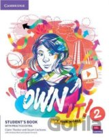 Own it! 2 Student´s Book with Practice Extra