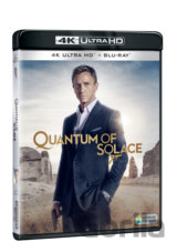 Quantum of Solace Ultra HD Blu-ray