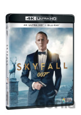 Skyfall Ultra HD Blu-ray