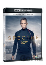 Spectre Ultra HD Blu-ray