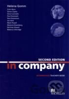In Company Intermediate 2nd Ed.:Teacher´s Book (Powell Mark, Clarke Simon)