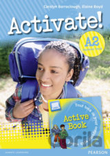 Activate! A2 Students´ Book/Active Book Pack (Carolyn Barraclough)