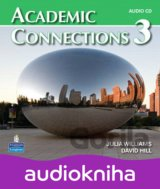 Academic Connections 3 Audio CD (Julia Williams)