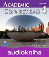 Academic Connections 4 Audio CD (Julia Williams)