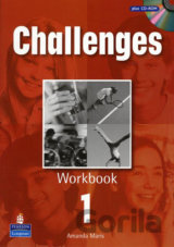 Challenges 1 Workbook and CD-Rom Pack (Amanda Maris)