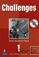 Challenges 1: Total Teacher's Pack