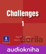 Challenges 1: Class CD 1-3 (Michael Harris)