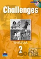 Challenges 2 Workbook and CD-Rom Pack (Liz Kilbey)