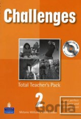 Challenges 2 Total Teachers Pack & Test Master CD-Rom 2 Pack (Melanie Williams)
