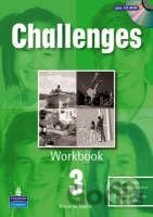 Challenges 3 Workbook and CD-Rom Pack (Amanda Maris)
