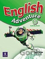 English Adventure 1 Activity Book (Worrall, A.) [paperback]
