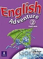 English Adventure 2 Pupil's Book (Vorrall, A.) [paperback]