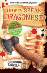 How To Speak Dragonese (Hiccup) (Cressida Cowell) (Paperback)