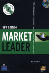 Market Leader New Edition Pre-Intermediate Teacher´s Book w/ Test Master CD-ROM Pack