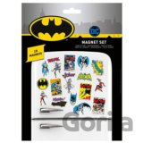 Sada magnetek DC Comics - Batman (19 ks)