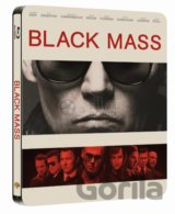 Black Mass: Špinavá hra Steelbook