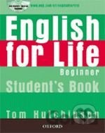 English for Life Beginner Student's Book + multiROM (Hutchinson, T.)