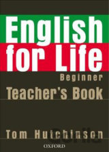 English for Life Beginner Teacher's Book (Hutchinson, T.) [paperback]