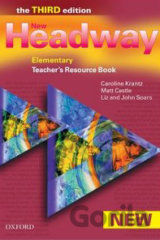 New Headway Elementary 3rd Edition Teacher's Resource Book (Soars, J. + L.)
