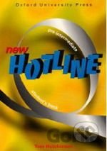 New Hotline Pre-Intermediate Student's Book (Hutchinson, T.) [paperback]