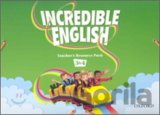 Incredible English Teacher's Resource Pack (3&4) [Paperback]