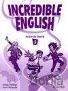 Incredible English 5 Activity Book [Paperback]