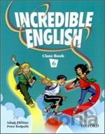 Incredible English 6 Class Book [Paperback]