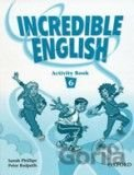 Incredible English 6 Activity Book [Paperback]