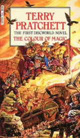 The Colour of Magic (Terry Pratchett) (Paperback)