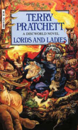 Lords and Ladies (Terry Pratchett) (Paperback)